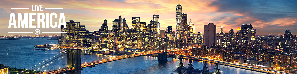 Fall in love in NYC! Enroll for Work and Travel USA now!