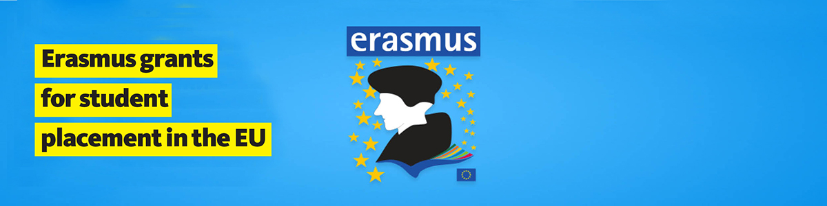 Erasmus grants for student placements in the EU