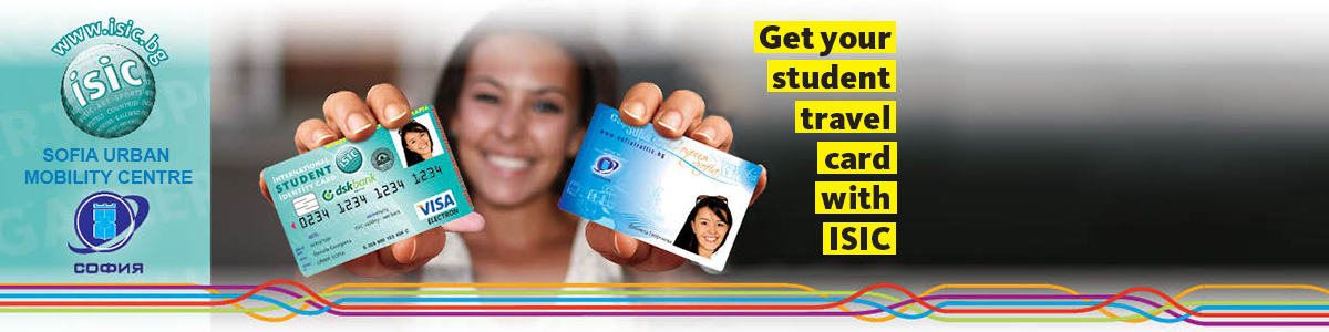 Get your student travel card with ISIC