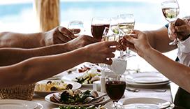 Цени на човек за 3 нощувки <br> с включена Новогодишна вечеря