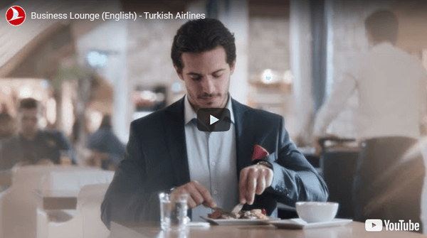 Business Lounge - Turkish Airlines