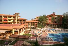 Златни пясъци, хотел Болеро