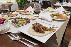 8 декември-Празнична вечеря