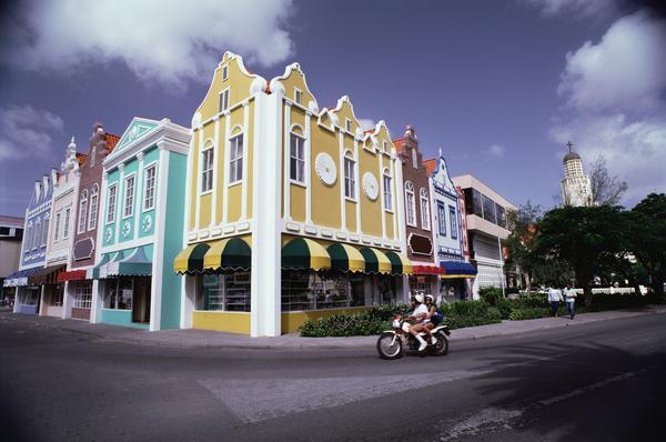 Остров Аруба, град Аруба, Карибски басейн