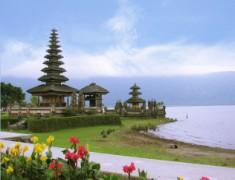 Нова година на остров Бали 2015