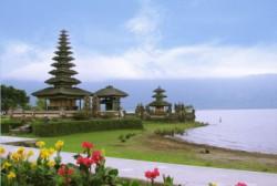остров Бали храм
