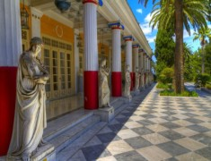 Почивка в Гърция, остров Корфу