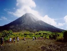 Вулкан Аренал, Коста Рика