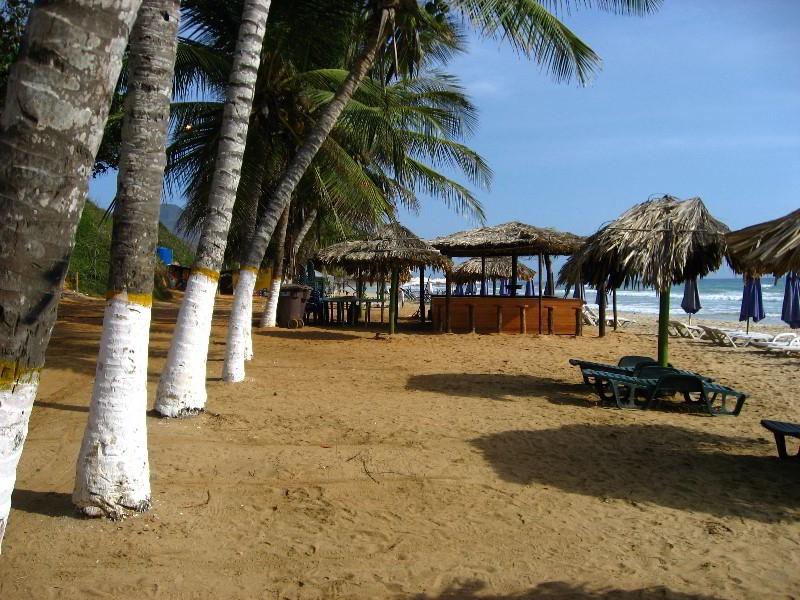 Остров Маргарита е благословен с прекрасна природа и десетки километри пясъчна ивица