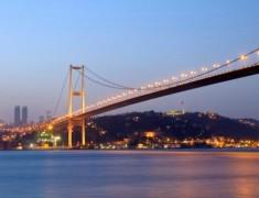 Нова година в Истанбул 2015