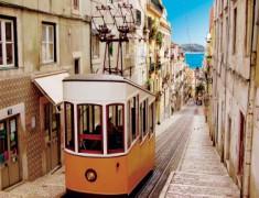 Нова година в Лисабон