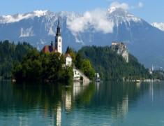 Екскурзия Словения езерото Блед
