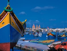 Малта с Юзит Калърс