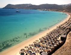 Чартърен полет до остров Миконос
