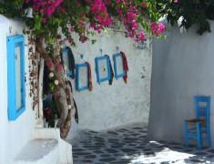 Море в Гърция, остров Миконос