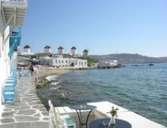 Почивка остров Миконос