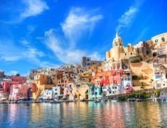 Нова година Неапол и остров Капри 2015