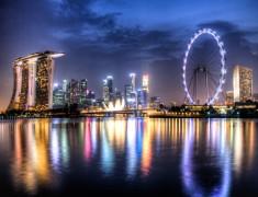 Нова година Сингапур 2015