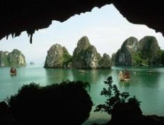 Плаж във Виетнам