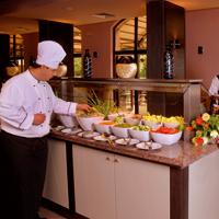 Настаняване хотел Риу Долче Вита, Златни пясъци