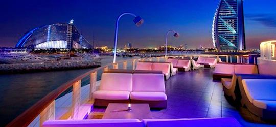 360º Bar, Дубай