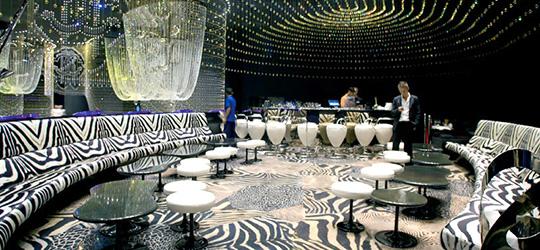 Cavalli Club and Longe, Дубай