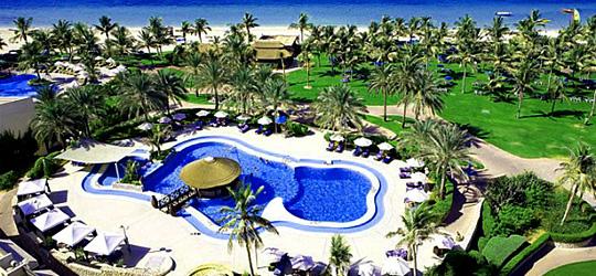 Al-Mamzar Beach Park, Дубай