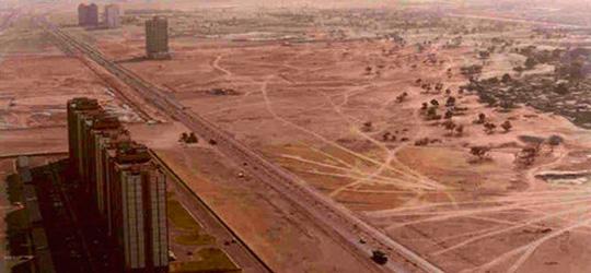 Дубай 1991 г.